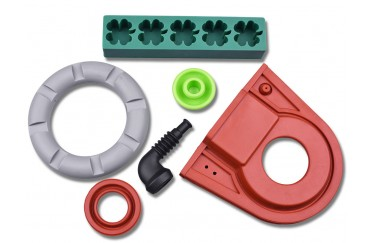 Liquid Silicone Rubber (LSR) Injection Mould for Medical Device Parts,liquid silicone rubber molding