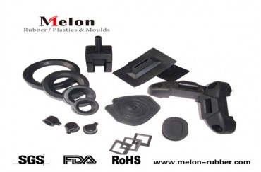 Rubber Part Manufacturer, Custom Rubber Molding, high-stength durable Neoprene Gasket From China