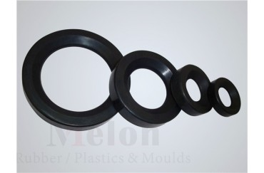 1.5 2 3 4 inch Custom Rubber Seals Manufacturer, Nitrile Pipe Rubber Seal Mold Supplier
