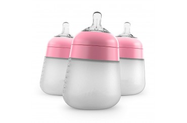 Liquid Silicone Rubber Injection Molding Anti-Colic Flexy Silicone Baby Feeding Bottles