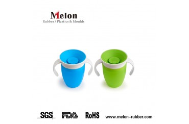 Best for Toddlers Silicone Spill-free 360°Training Cup