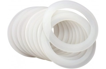 Clean Room Medical Grade Silicone Sanitary Gasket For Medical Equipment