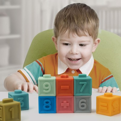 Baby Building Set,Soft Baby Blocks