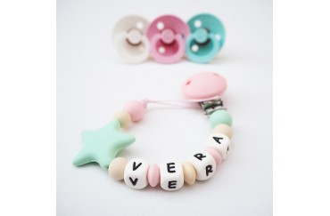 Pacifier Clips Beads