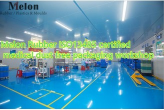 ISO 13485 Certified Dusty Free Liquid Silicone/Plastic Processing Workshop