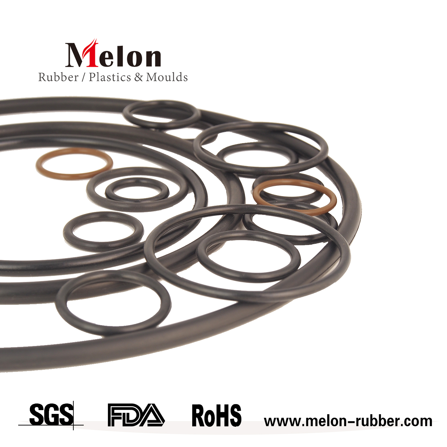 Rubber Silicone Viton Seal O-Rings