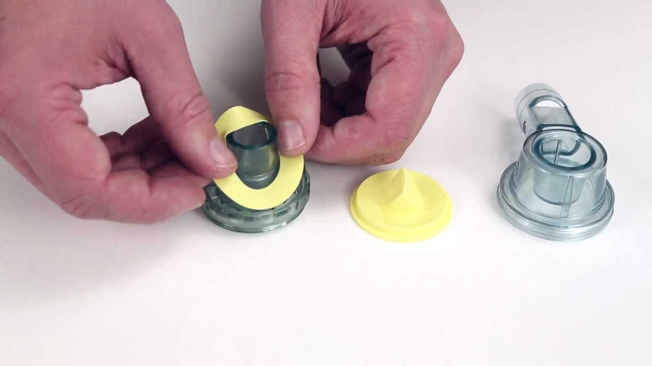 duckbill valves melon