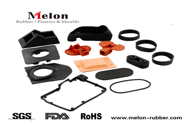 Precision mould for industrial rubber buffer