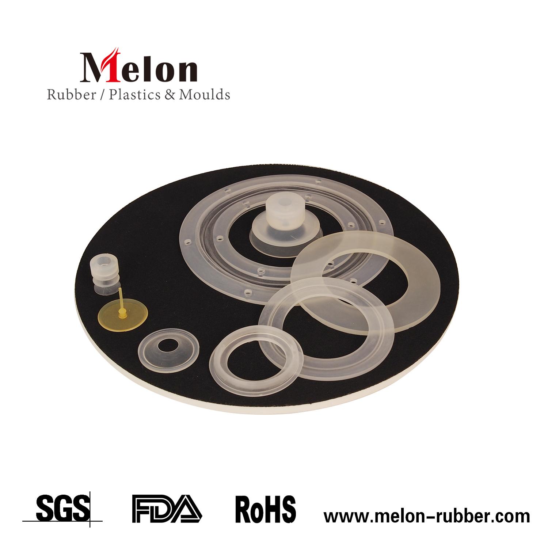 silicone molding FDA Food Grade Jar Lid seal